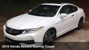honda family car 2016 honda accord touring coupe not a boring family car youtube