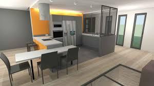 deco interieur cuisine cuisine tendances lignes et idees architecture d interieur et