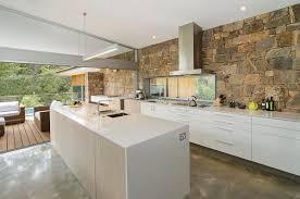Kitchen Backsplash Mirror by Inventive Kitchens With Stone Walls Kitchen Kitchen Designer Stone