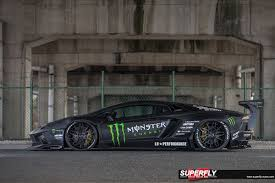 slammed lamborghini talk the talk walk the walk u0027 liberty walk superfly autos