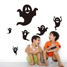 halloween bat wall decals online get cheap halloween wall decals aliexpress com alibaba group