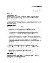 resume u2013 ariadne aberin