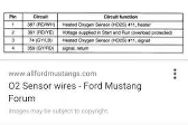 universal o2 sensor wiring diagram universal wiring diagrams