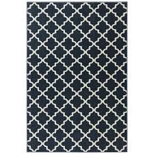 shop allen roth elysian trellis dark slate rectangular indoor