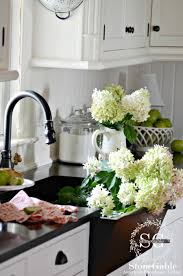 How To Decorate A Kitchen Counter by What Is Farmhouse Style And 10 Ways To Get It Stonegable