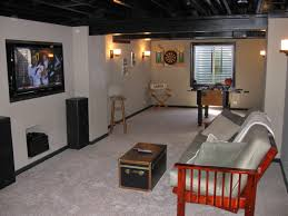 basement ceiling options with amazing modern home design with foxy