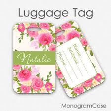 wedding luggage tags luggage tags