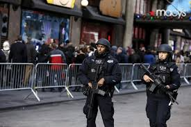 new york ny prepares for thanksgiving parade as islamic state