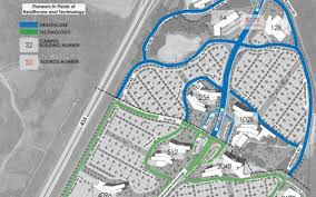 Missouri State Campus Map by Cerner Renames Roads In Its South Kansas City Development The