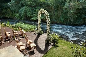 wedding venues u0026 villas in ubud bali mandapa a ritz carlton