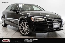 2015 audi a3 cost used 2015 audi a3 sedan pricing for sale edmunds