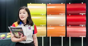 nippon paint showcases 40 new automotive colours wemotor com