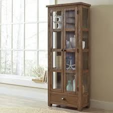 modern display cabinets allmodern