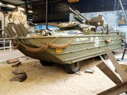 amphibious vehicle duck the challenges of hybrid vehicle design tested