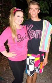 Barbie For Halloween Costume Ideas Barbie And Ken Costume Bryan Please Please Risas