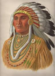 american indian chief the graphics