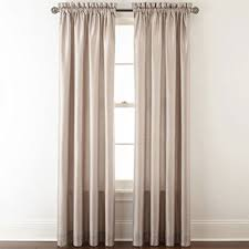 Smocked Drapes 108 Inch Curtains Jcpenney