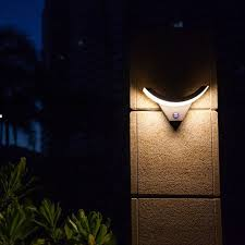 Led Outdoor Garden Lights Intellisense Garden Lights Led Outdoor Light Modern Wall L