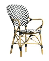 chevron armchair chevron bistro armchair grey chevron chair