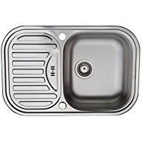 lavabo de cuisine éviers de cuisine bricolage cuve simple cuve cuve 1 5