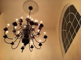 Hanging Heavy Chandelier Heavy Chandelier Foyer Install Electrical Diy Chatroom Home