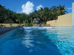 the garden bungalow beachside tropical homeaway bravos de