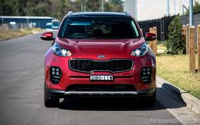suv kia 2016 2016 kia sportage platinum diesel review video performancedrive
