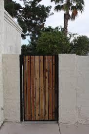 iron gates w wood u2013 martins fencing u2013 fabricating and installing