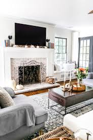 Stores For Decorating Homes 8 Fall Decorating Tips For A Budget And Fall Home Tour 2017