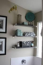 Grey Bathrooms Decorating Ideas Best 25 Teal Bathroom Decor Ideas On Pinterest Grey Throughout