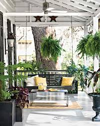 Southern Living Outdoor Spaces by Create A Southern Veranda Martha Stewart Living The Porch Is