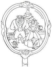 walt disney christmas coloring pages printable magic kingdom disneyland u0026 walt disney world resort
