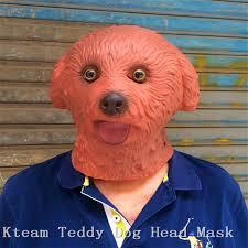 Aliexpress Buy 2017 Funny Scary Killer Teddy Bear Mask