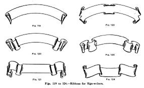 gurney journey ribbon designs
