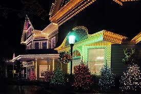 Christmas Lights Installation Toronto by Christmas Roof Lights Christmas Lights Decoration