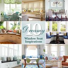 Windowseat Inspiration Dreamy Window Seat Inspiration Photos Pretty Handy