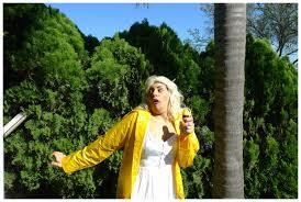 Yellow Raincoat Girl Meme - day 302 chubby bubbles meme week theme me costume fancy