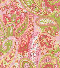 Pink Home Decor Fabric Lightweight Decor Fabric Pkaufmann Watermelon Joann