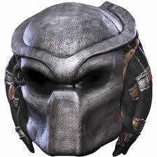 predator helmet mask alien hunter child boys u0027 halloween costume