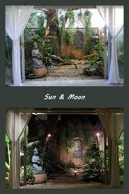 Tropical Design Small Zen Garden Ideas Home Outdoor Decoration