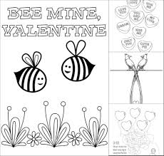 valentine u0027s coloring pages takes