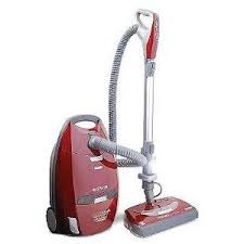 Kenmore Canister Vaccum Kenmore Canister Intuition Vacuum Cleaner Red 29914