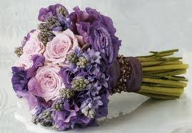 purple wedding decorations wedding flower color ideas wedding themes and the meaning of