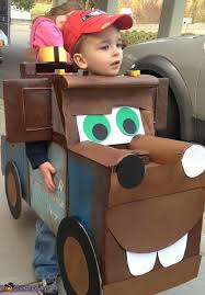 Halloween Costume 2 Tow Mater Costume Tow Mater Costumes Cars