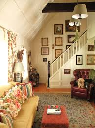 Cottage Home Decorating by Cottage Sitting Room Cozy And Vintage Inspired English Country