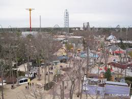 Six Flags Wild Safari Aerial View Of Six Flags Great Adventure Jackson New Jersey Usa