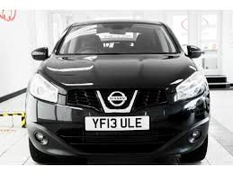 nissan dualis black used nissan qashqai 2 suv 1 6 dci acenta 5dr start stop in leeds