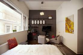 studio flat design awesome apartment setup ideas 18 urban small studio apartment design