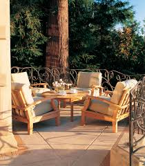 Ventura Patio Furniture by Teak Seasons Four