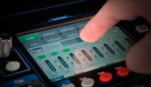 Sound Desk Allen U0026 Heath Qu32c Digital Sound Desk U2013 Audio Videoguy